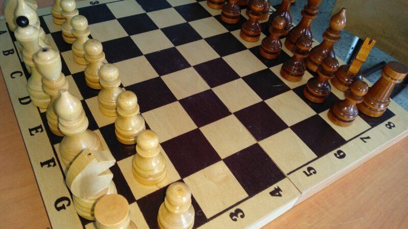 Мастер-класс по шахматам