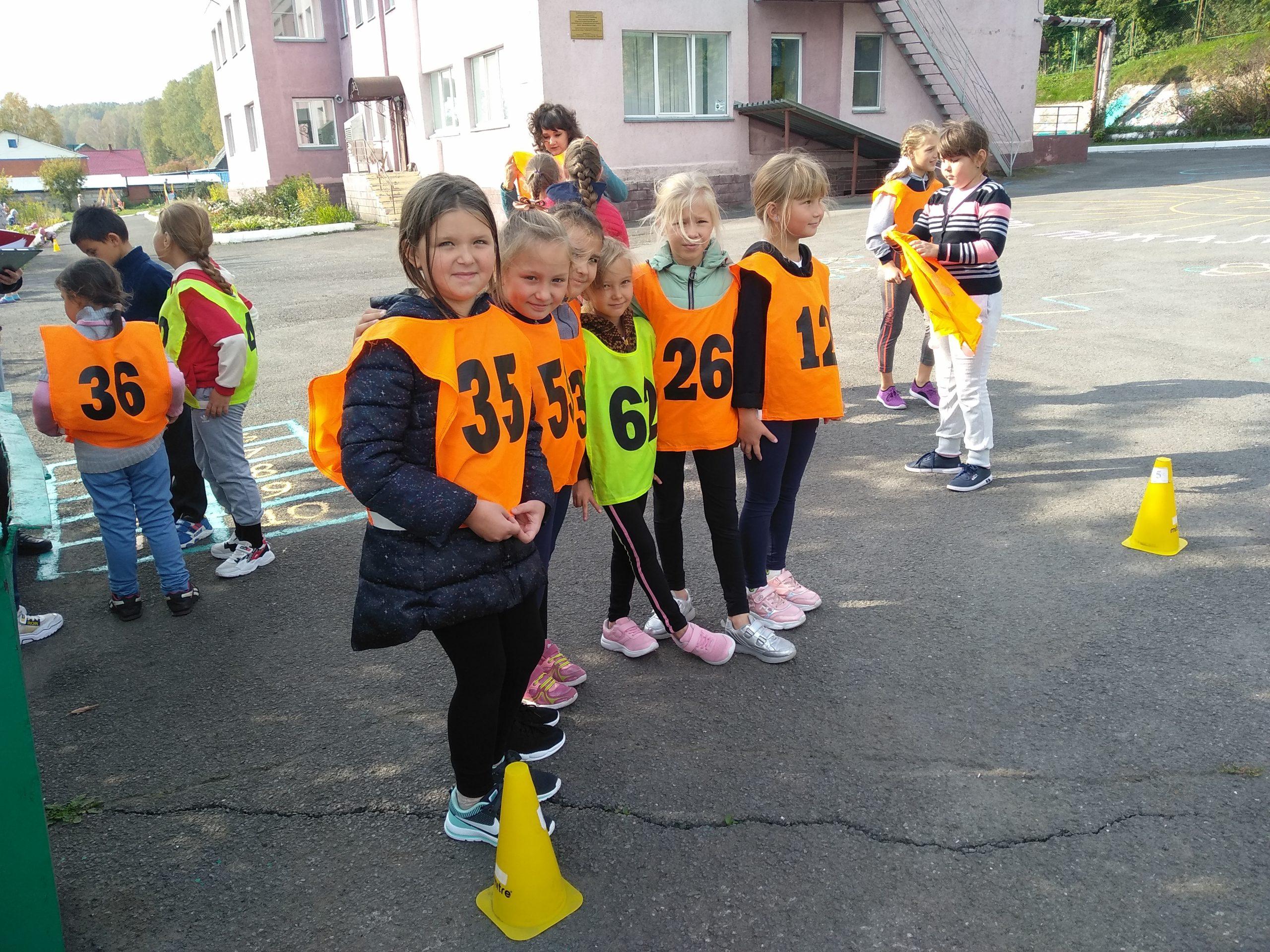 Мазуровская и Ясногорская школы присоединились к выполнению нормативов ГТО
