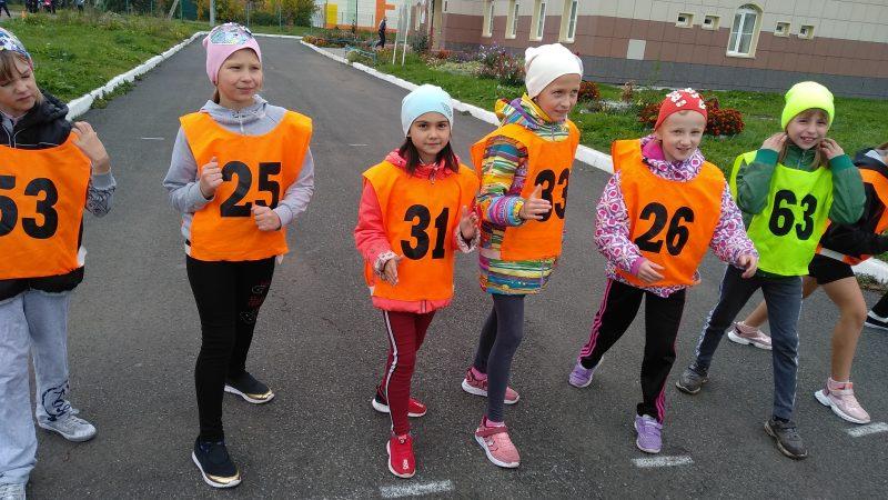 Звездненская и Мозжухинская школы присоединились к выполнению нормативов ГТО