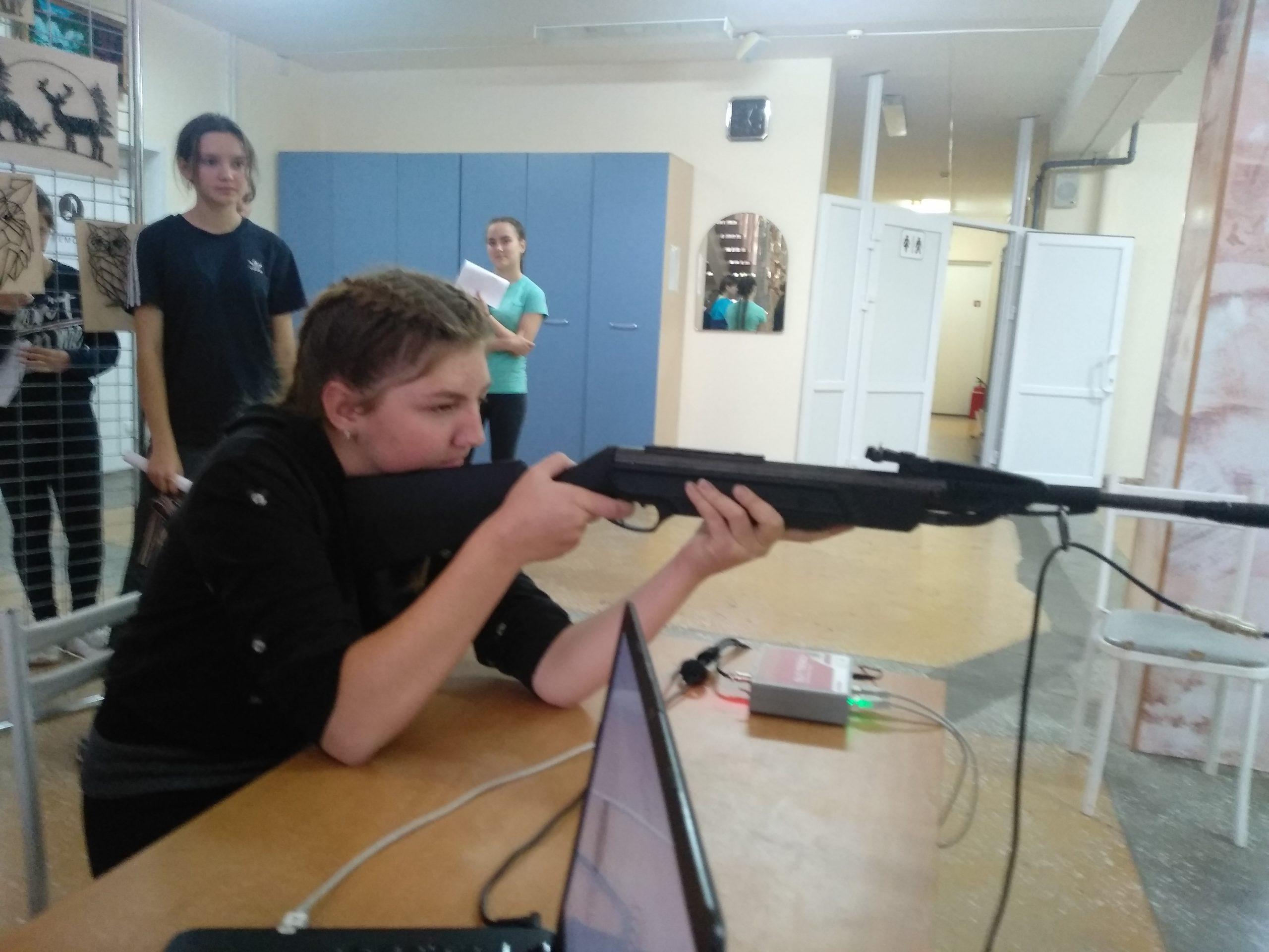 Воспитанницы женской губернаторской гимназии завершили выполнение нормативов ГТО