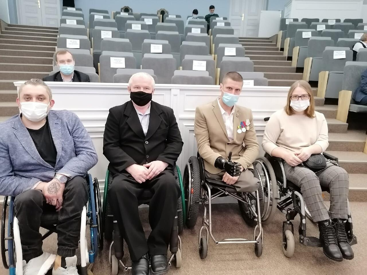 Главный судья Центра тестирования ГТО получил награду от правительства Кузбасса