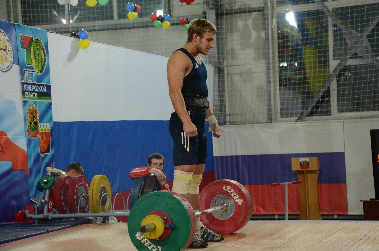 Мастер-класс по тяжелой атлетике