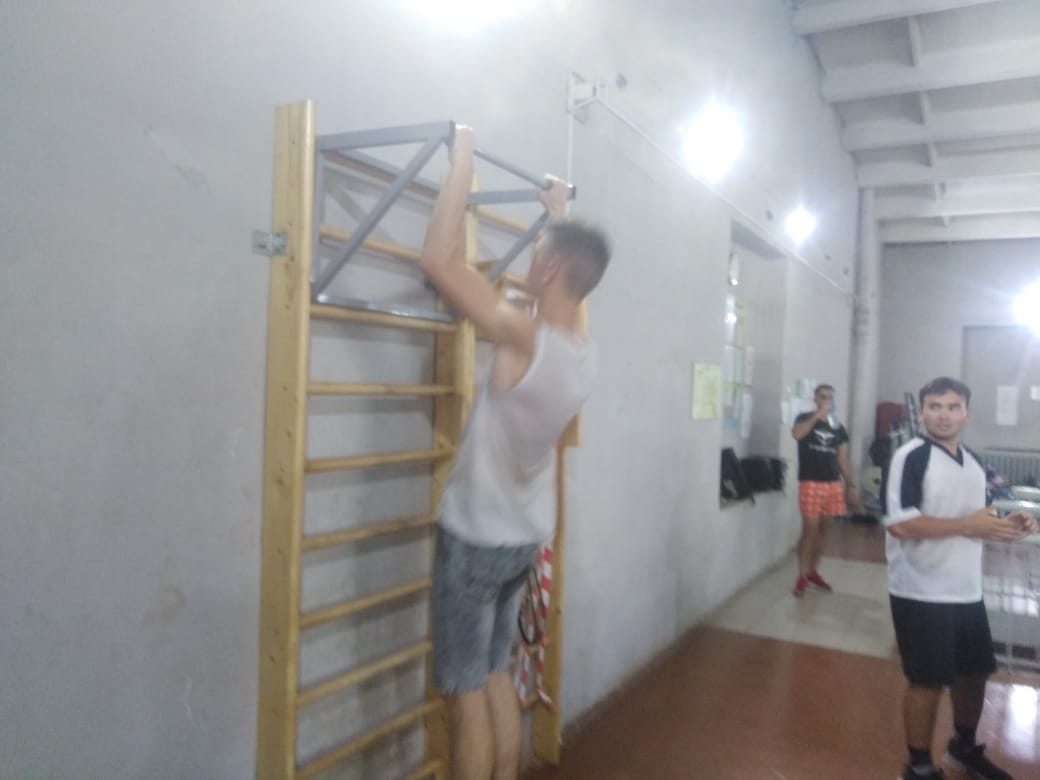 Реализация проекта «Лето с ГТО в Кузбассе» продолжается