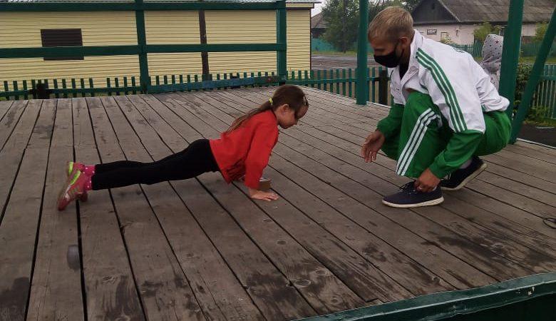 Продолжается проект «Лето с ГТО в Кузбассе»