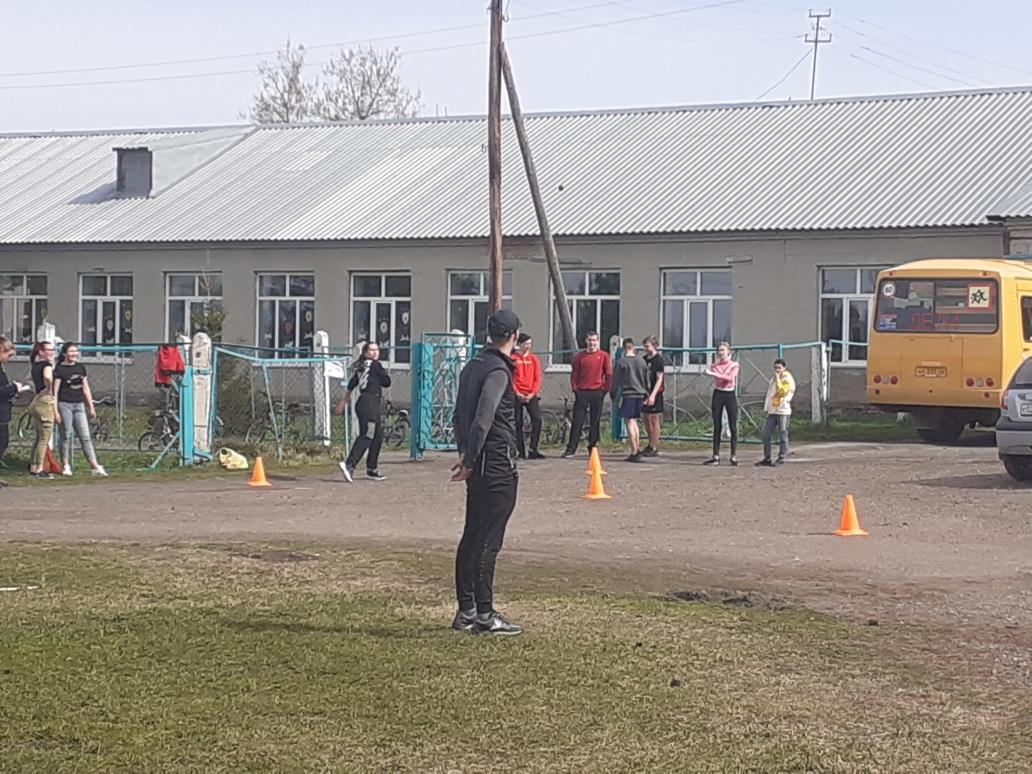 ГТО В СТАРОЧЕРВОВСКОЙ ШКОЛЕ