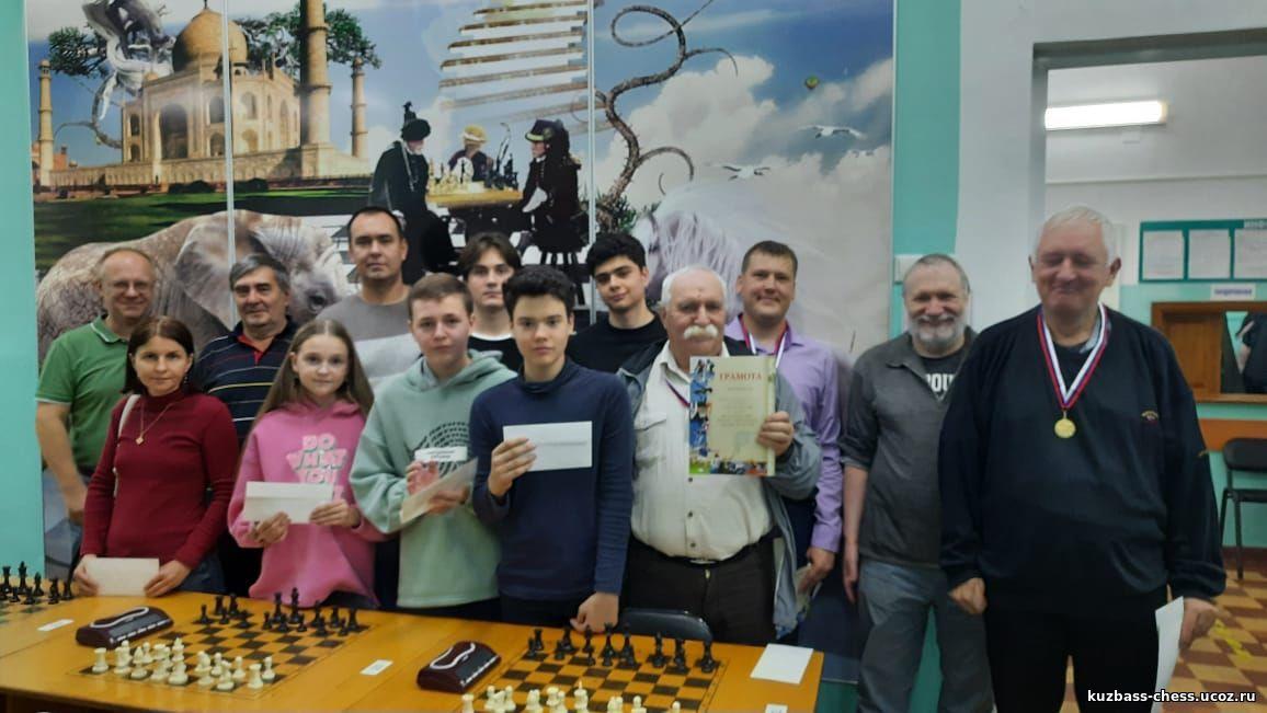 Первые результаты работы шахматного клуба